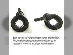 Used MFWD Ring Gear And Pinion Set John Deere 4650 4850 RE10211