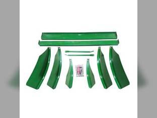 Extra Wide Spread Deflector Kit John Deere 9500 9400 9550 9560 BH81040