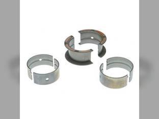 "Main Bearings - .010"" Oversize - Set International 2424 424 444 C153 C135 504 C146 2404 2444 2504 404 376661R11"