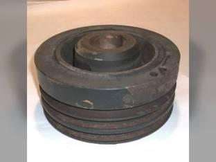 Used Crankshaft Dampener Pulley Allis Chalmers 7000 8010 7020 7010 74007157