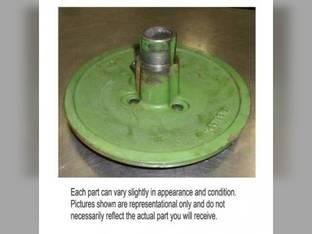 Used Cleaning Fan Drive Pulley John Deere 7700 6602 7701 6620 6622 6601 6600 AH100016