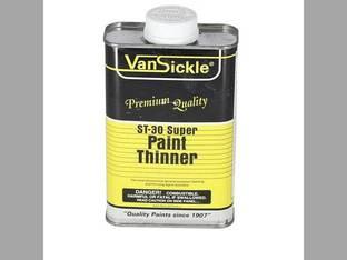 Van Sickle ST 30 Super Paint Thinner for Tractor Paint Quart