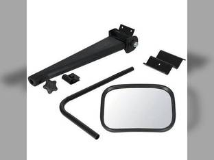"""Tractor Mirror Assembly w/Extendable Arm LH or RH 8"""" x 11"""" Mirror 86 & 88 SERIES International 3288 Hydro 186 6788 3088 1486 5088 3388 886 3688 986 5288 6588 3788 1086 3588 6388 3488 1586 5488"""