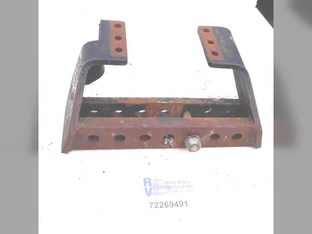 Bracket-drawbar Rear