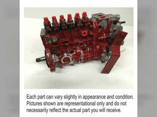 Used Fuel Injection Pump Case IH 1680 1670 J918357