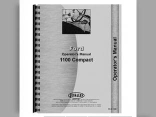 Operator's Manual - 1100 Ford 1100