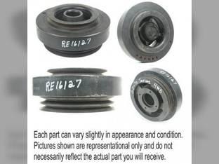 Used Crankshaft Pulley with Damper John Deere 8560 8570 RE16127