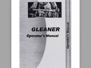 Operator's Manual - F3 Gleaner F3 F3