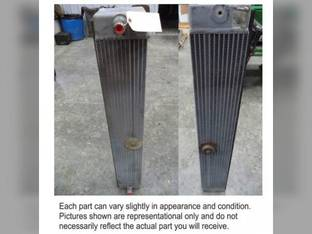 Used Oil Cooler Cat / Lexion 580R 7619821