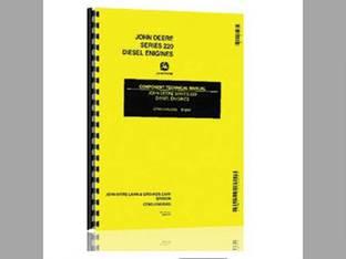 Service Manual - John Deere 4450 4450 4640 4640 4050 4050 8450 8450 4250 4250 4650 4650 4440 4440 4850 4850 4840 4840 8440 8440 CTM1