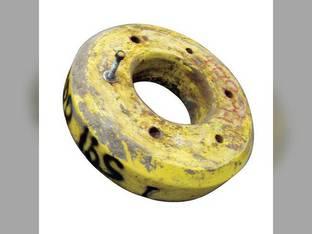 Used Rear Wheel Weight Set