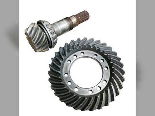 Used Ring Gear and Pinion Set New Holland 7840 8340 8240 CAR65705