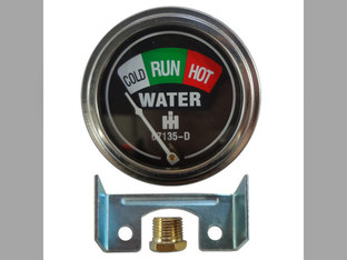 Gauges, Water Temperature