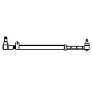 Complete Tie Rod Assembly, Right Hand