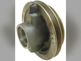 Pulley, Crankshaft
