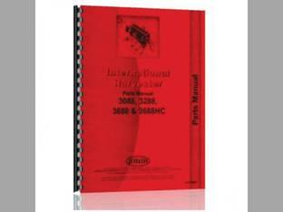 Parts Manual - 3088 3288 3688 International 3688 3288 3088