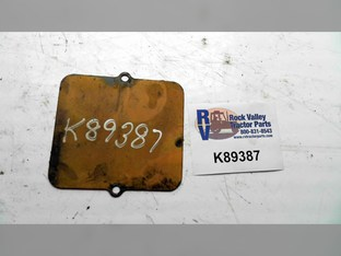 Inspection Plate-clutch