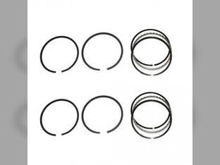 Piston Ring Set - Standard - 2 Cylinder John Deere LA 12A