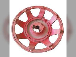Used Rear Cast Wheel International 684 666 2656 Hydro 70 574 784 Hydro 86 584 2500 674 884 656 544 686 2544 Hydro 84 Case IH 955 885 585 595 685 695 392415R1