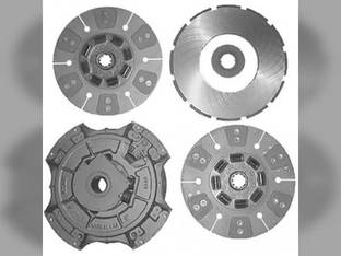 Remanufactured Clutch Kit Ford FW20 FW30 FW40 International 4568 Allis Chalmers 440