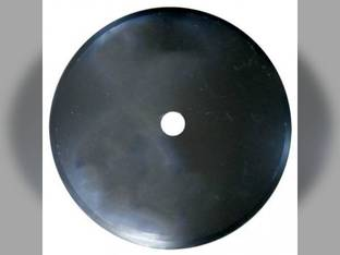 """Disc Blade 20"""" Smooth Edge 3/16"""" Thickness 1-1/2"""" Round Axle"""