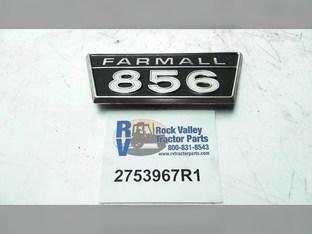 PLATE-856 Farmall Model