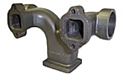 Manifold - Exhaust, Center Section