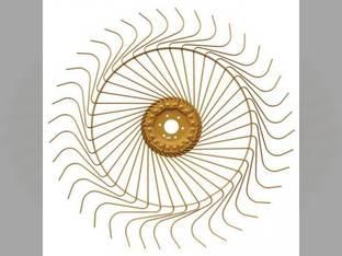 Rake Wheel - LH Complete Tonutti PL015 PR015 P20AG002