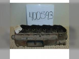 Used Cylinder Head White 2-180