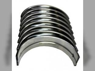 "Main Bearings - .020"" Oversize - Set New Holland TC33 TC34DA TC25D TC33D TC29 T1510 TC33DA TC29D G6030 G6035 TC25 T1520 TC23 SBA198586057"