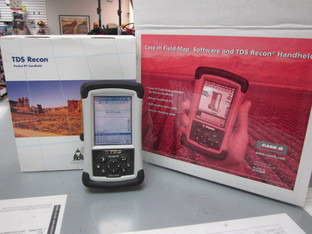 Case IH Field-Map Software and TDS Recon Handheld
