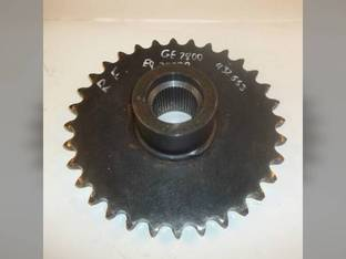 Used Axle Drive Sprocket Gehl 7810 7710 7610 7600 SL7600 7800 136339