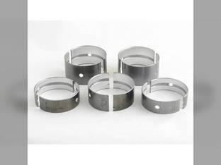 "Main Bearings - .010"" Oversize - Set Massey Ferguson 165 40B 302 302 50 3165 3165 30 30 304 304 356 65 300 733579M91"