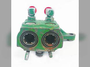 Used Remote Break-Away Coupler LH John Deere 2040 2440 2240 2640 2020 1520 2030 2940 2840 2630 1530 1020 AR39037