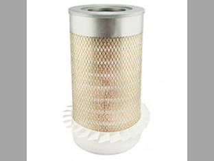 Filter - Air With Fins Outer PA1837-FN 392517 R91 International 1026 21026 1206 1256 21456 1456 21256 21206 392517-R91