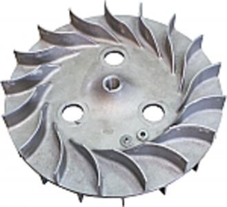 4 Row Fan Blade
