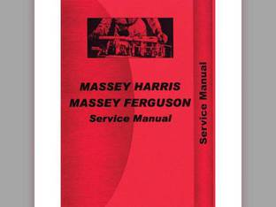 Service Manual - 35 Massey Ferguson 35 35