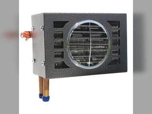 """Auxiliary Heater Floor Mount 9-1/2"""" x 6-1/2"""" x 7"""" 20 000 BTU 24V"""