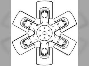 Cooling Fan - 6 Blade International 1486 1086 Hydro 100 986 4166 3388 1466 886 4186 1066 6388 1468 69759C3