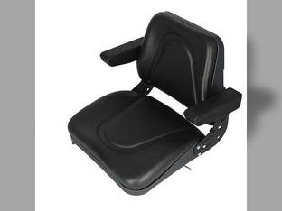 Seat Assembly Grizzly Style Vinyl Black