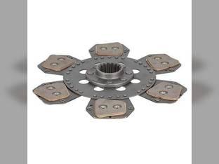 Remanufactured Clutch Disc Hesston 980 880-5 90-90 100-90 680 Oliver 1465 1470 Allis Chalmers 6080 Minneapolis Moline G450 70261999 72093649 72093915 72094429 5160409