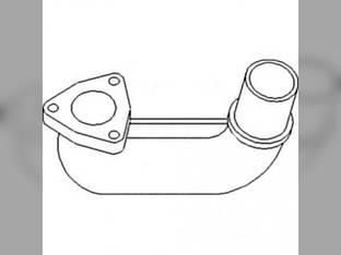 Exhaust Manifold Elbow Massey Ferguson 374 394 184 274 154 174 194 384 294 3300940M1