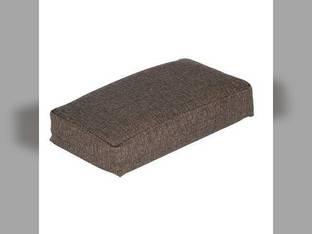 Backrest Side Kick Seat Fabric Dark Kayak Brown John Deere 4450 2950 4640 2350 4755 4040 4430 4230 4760 4560 4455 4960 2755 4650 2355 4030 2750 2550 4840 4555 4240 4630 2555 4055 4320 4955 4440 4850