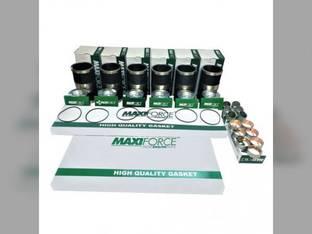 Engine Rebuild Kit - Less Bearings Massey Ferguson 4800 4840 4880 Cummins VT903