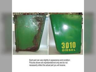 Used Front Side Panel - LH John Deere 3010 3020 AR26498