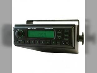 REI Radio AM/FM/WB/AUX Single Speaker Roof Mount