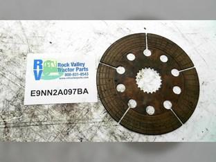Disc Assy-brake Rear