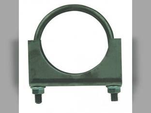"Muffler Clamp - 3-1/2"" 2 Bolt Heavy Duty 4312 79023412 79023412V CL312 CL-312 MC350 35753"