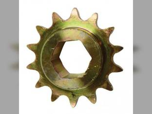 Seed Transmission Chain Gear Sprocket - 14 Tooth John Deere 7000 7000 7100 7100 A79478