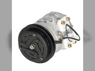 Air Conditioning Compressor - w/Clutch Kubota M5700 M9000 M9000 L3710 L3710 M6800 M6800 L4310 L4310 M8200 M8200 M8200 L4200 L4200 L4200 M4900 M4900 L3600 L3600 L4610 T0070-87290